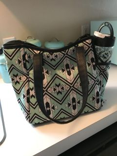 Lunch bag with water bottle good condition