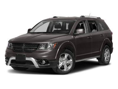 2018 Dodge Journey (Pitch Black)