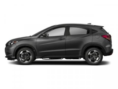 2018 Honda HR-V EX-L Navigation (Modern Steel Metallic)