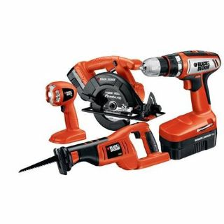 Black  Decker Tool Set