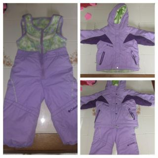 2T snow pants and jacket