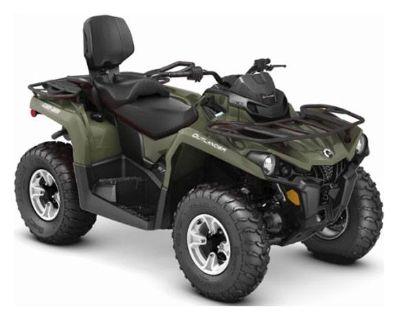 2019 Can-Am Outlander MAX DPS 570 ATV Utility Shawano, WI