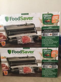 Food saver Brand new in box never used.