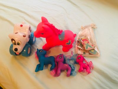 Lot of toys