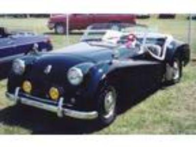 1954 Triumph TR2 Convertible