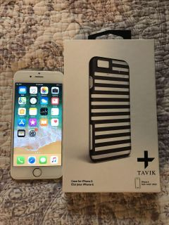 Gold iPhone 6s 128gb for T-Mobile and metro pcs only