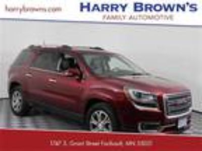 used 2015 GMC Acadia for sale.