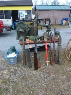 WW2 Military Collectibles