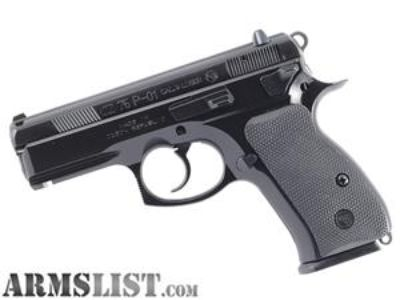 """For Sale: CZ P-01 91199 14RD 9mm 3.8"""" P01 91199 p01"""