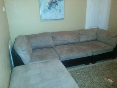 Ashley Furniture 6 piece sectional 1yr old