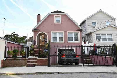 12 Cliffside Avenue Staten Island Four BR, Rare find detached