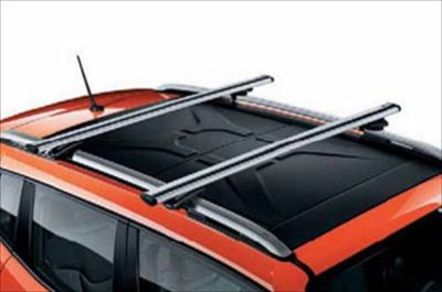 Buy 2015-2016 Jeep Renegade THULE REMOVABLE ROOF RACK CROSS RAILS OEM NEW MOPAR motorcycle in Braintree, Massachusetts, United States, for US $249.43