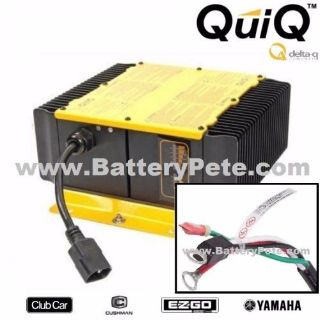 Buy Delta Q Battery Charger 48 volt-18 amp 48v Golf Cart Battery Charger motorcycle in Pompano Beach, Florida, United States, for US $387.70