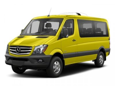 2018 Mercedes-Benz SPRINTER PASSENGER VAN (Obsidian Black Metallic)