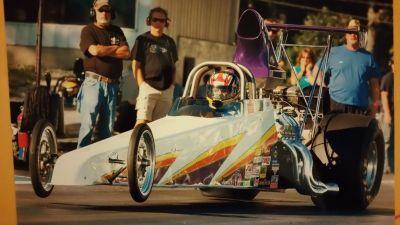 2001 SW Dragster Roller