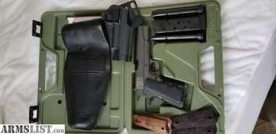 For Sale: Springfield 1911A1