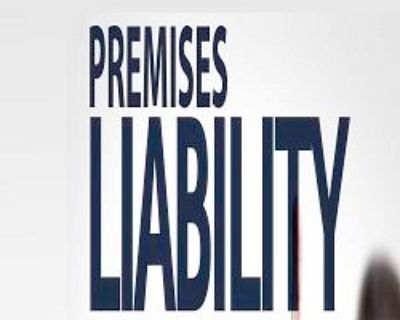 Do you need a Premises Liability Lawyers at Los Angeles?