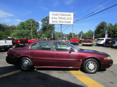 2003 Buick LeSabre Custom (Burgundy)