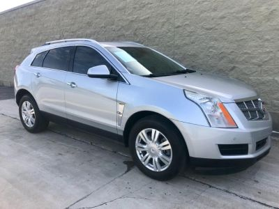 2010 Cadillac SRX Luxury Collection (Silver Or Aluminum)