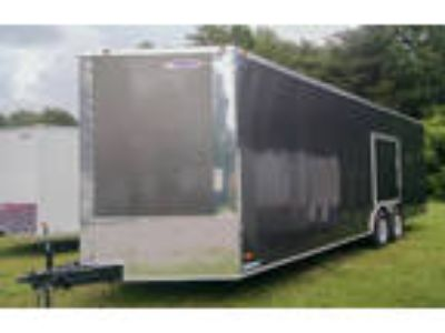 2019 Freedom 8.5 x 24 Race Ready Trailer 7 Tall SKU 69674