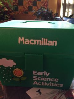 Science Curriculum Appropriate mainly for preK-2rd grade