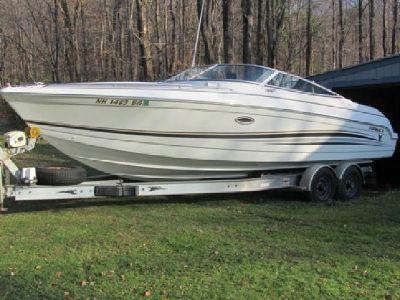 $31,995 2001 Formula 260 SS trailer boat