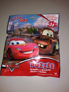 New Cars Puzzle