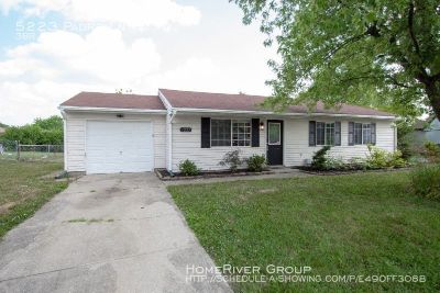 Great Franklin Township Ranch!
