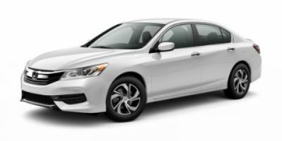 2017 Honda Accord LX (White)