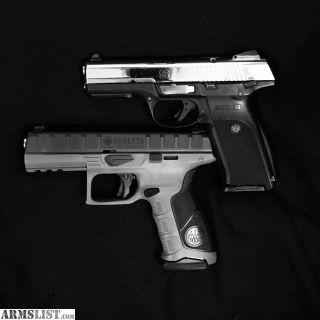 For Sale/Trade: Custom Ruger SR9 Rare Polished W/Pro Installed Upgrades