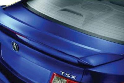 Purchase New 09-13 Acura TSX Factory Style Spoilers Spoiler & Wings, ABS Plastic motorcycle in Roanoke, Texas, US, for US $134.95