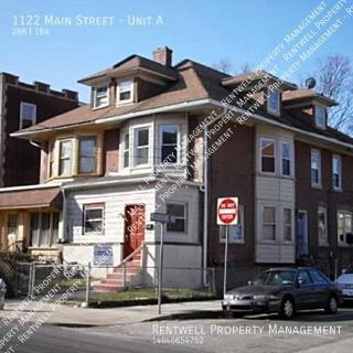 2 Bed 1 Bath $750 1122 Main Street, Unit A, Darby, PA 19023  SECTION 8 ACCEPTED