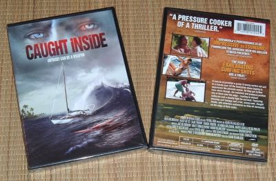 NEW Caught Inside DVD Anybody Can Be A Weapon Drama Thriller