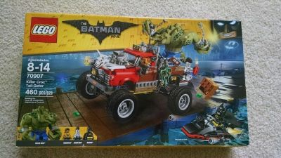 Lego Batman Killer Croc Tail Gator