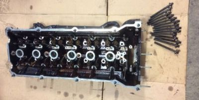Sell BMW E39 E46 323I 325I 328I 330I 525I 528I 530I X3 X5 Z3 Z4 ENGINE CYLINDER HEAD motorcycle in Plymouth, Indiana, United States, for US $475.95