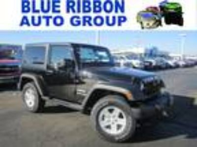 2018 Jeep Wrangler Black, 13 miles