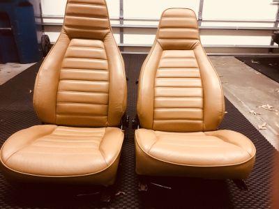 Porsche SC Seats