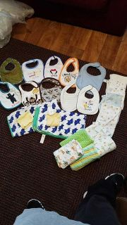 LOTS of accessories for a little Boy