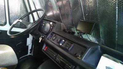 1984 Mercedes Benz Breman Westfalia 309D Canopy Camper
