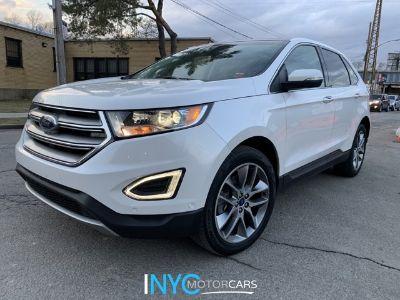 2016 Ford Edge Titanium (White)