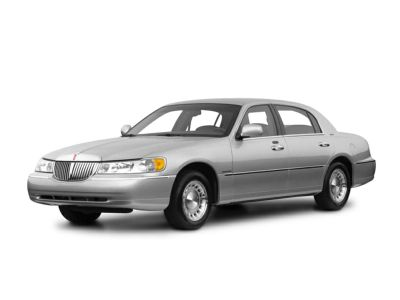 2001 Lincoln Town Car Signature (Black Clearcoat)