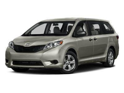 2015 Toyota Sienna LE 7-Passenger (Salsa Red Pearl)