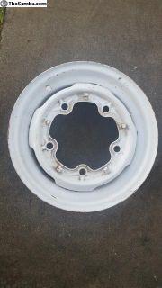 6/57 crows foot wheel rim