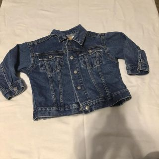 Levi s Jean jacket EUC except missing button on left sleeve 3T