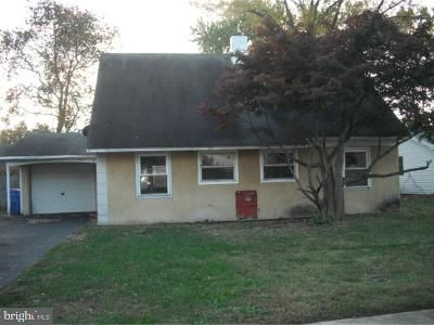 4 Bed 2 Bath Foreclosure Property in Willingboro, NJ 08046 - Bendix Ln