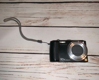 New/Display Black Sony Cyber-shot DSC-HX5V 10.2MP GPS Digital Camera