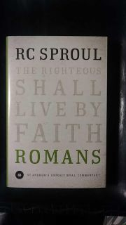 Romans by R.C. Sproul