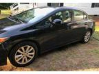2012 Honda Civic Sedan in Henderson, NC