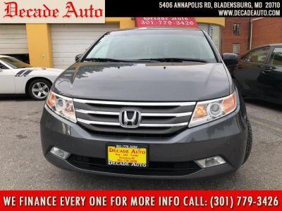 2012 Honda Odyssey Touring (GRAY)