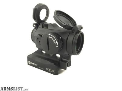 For Sale: Kinetic Development Group, LLC, Aimpoint T2, Red Dot Optic With Sidelok Lower 1/3 Mount SID7-122